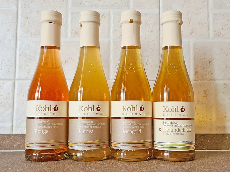 Succhi di mela Kohl
