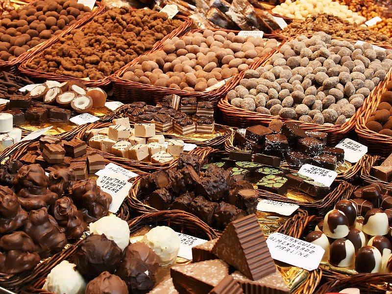 Negozio di cioccolato