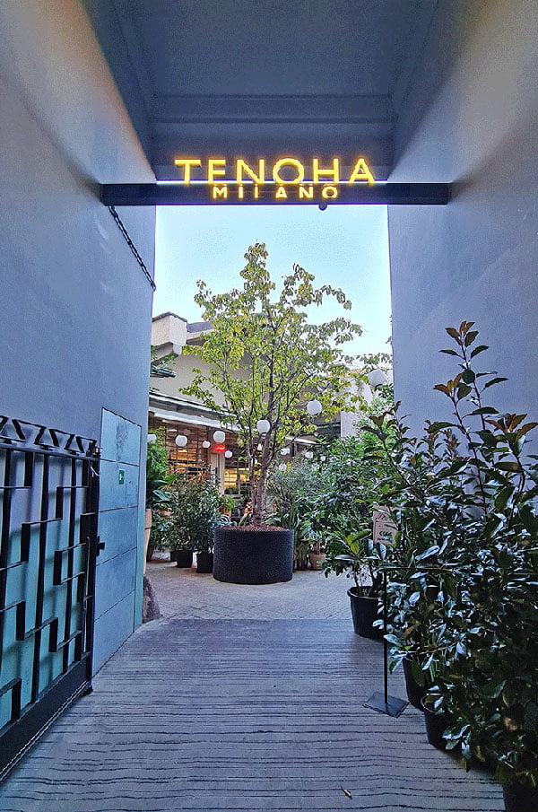 Tenoha Milano