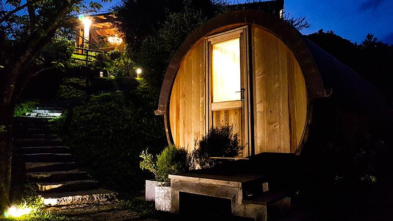 Dormire in botte in Veneto