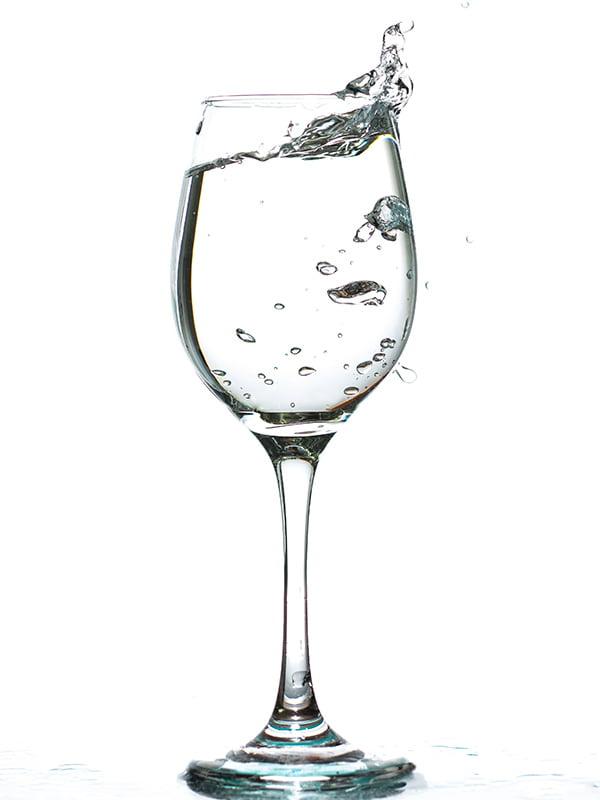 Degustare acqua