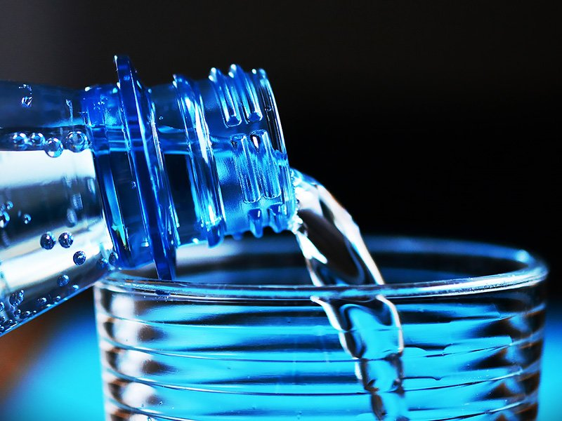 Degustazione d'acqua