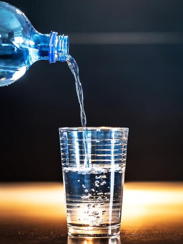 Degustazione acqua minerale