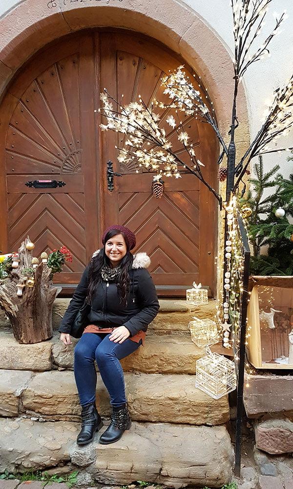 Natale a Eguisheim