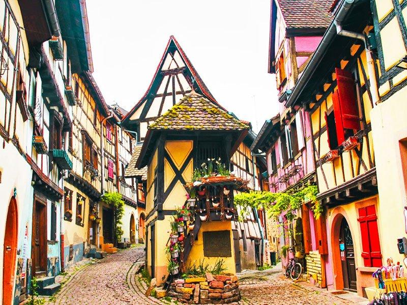 Cosa vedere a Eguisheim
