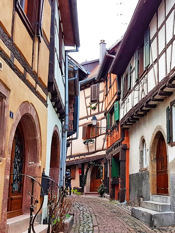 Vicoli di Eguisheim