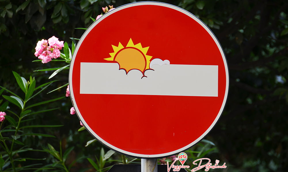 Cartelli stradali Clet, Firenze