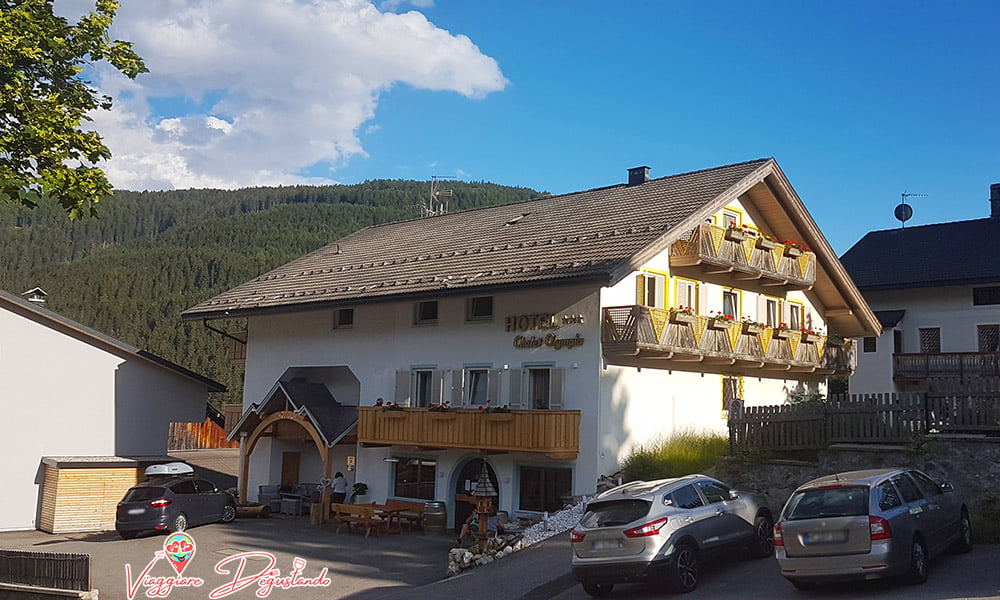 Hotel Chalet Olympia Monguelfo