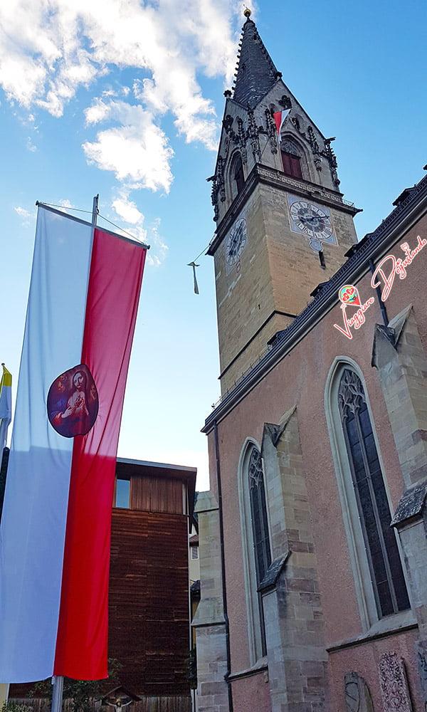 Bandiera Sacro Cuore